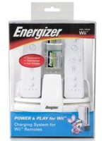 Wii Energizer Charge System