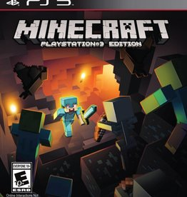 Minecraft PS3 Edition - PS3 NEW