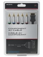 PS2 / PS3 Component HD Cable
