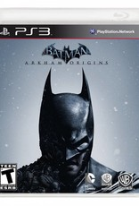 Batman: Arkham Origins - PS3 PrePlayed