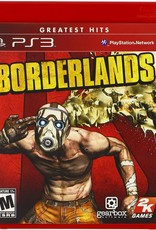 Borderlands - PS3 PrePlayed