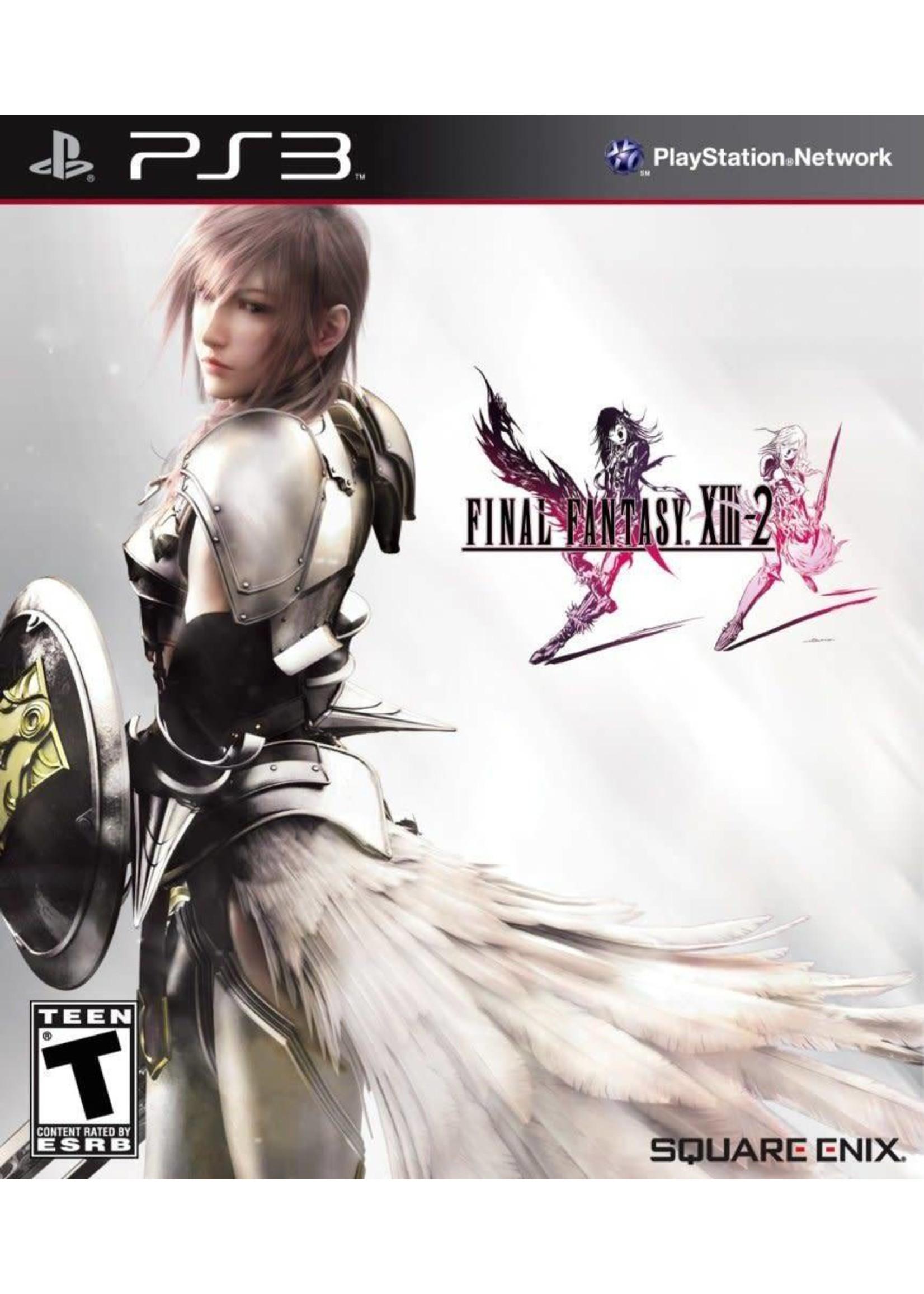 Final Fantasy 13 - 2 - PS3 PrePlayed