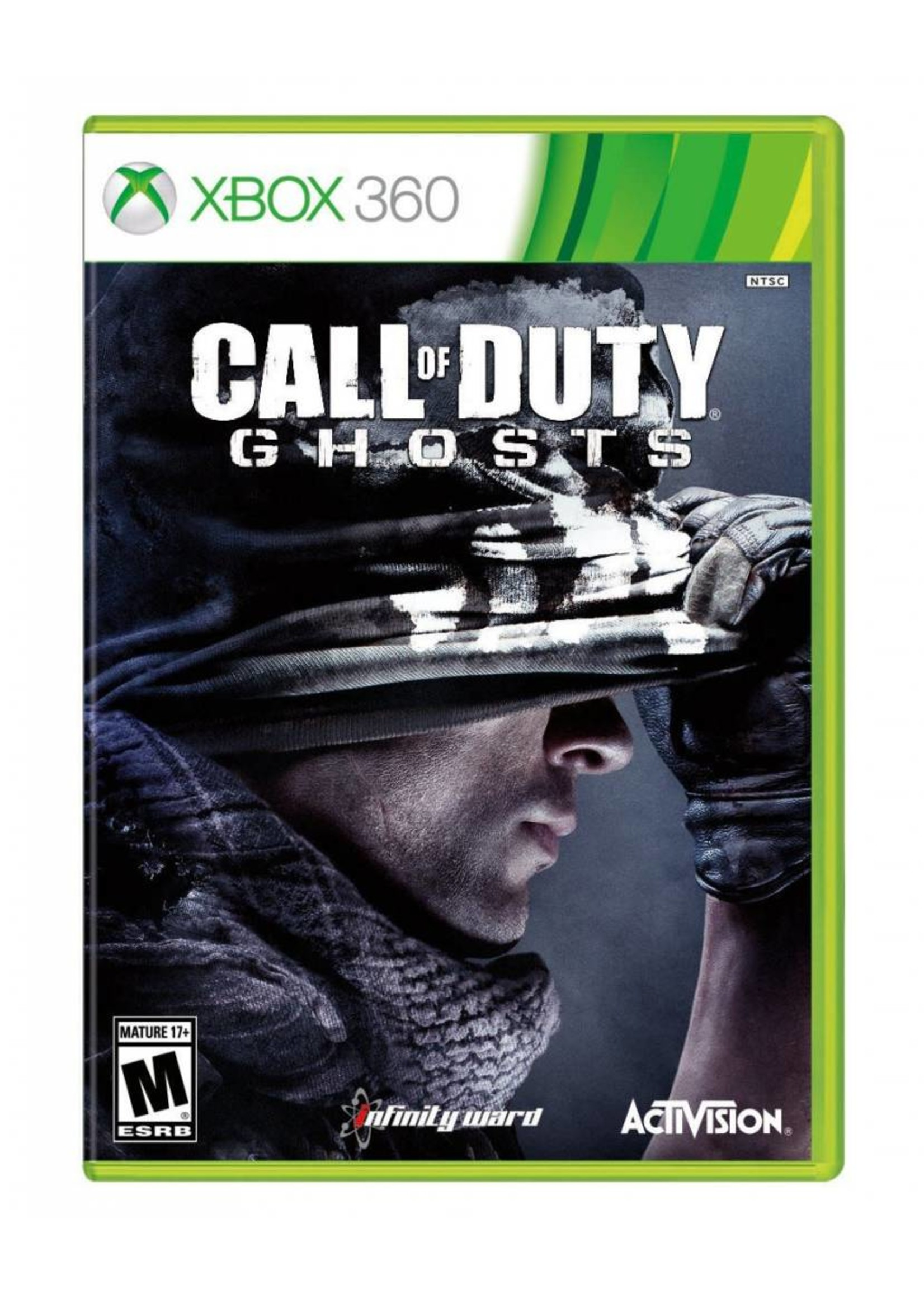 Call of Duty: Ghosts - XB360 PrePlayed