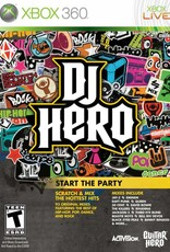 DJ Hero - XB360 PrePlayed