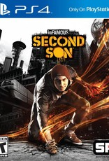 inFamous Second Son - PS4 PrePlayed