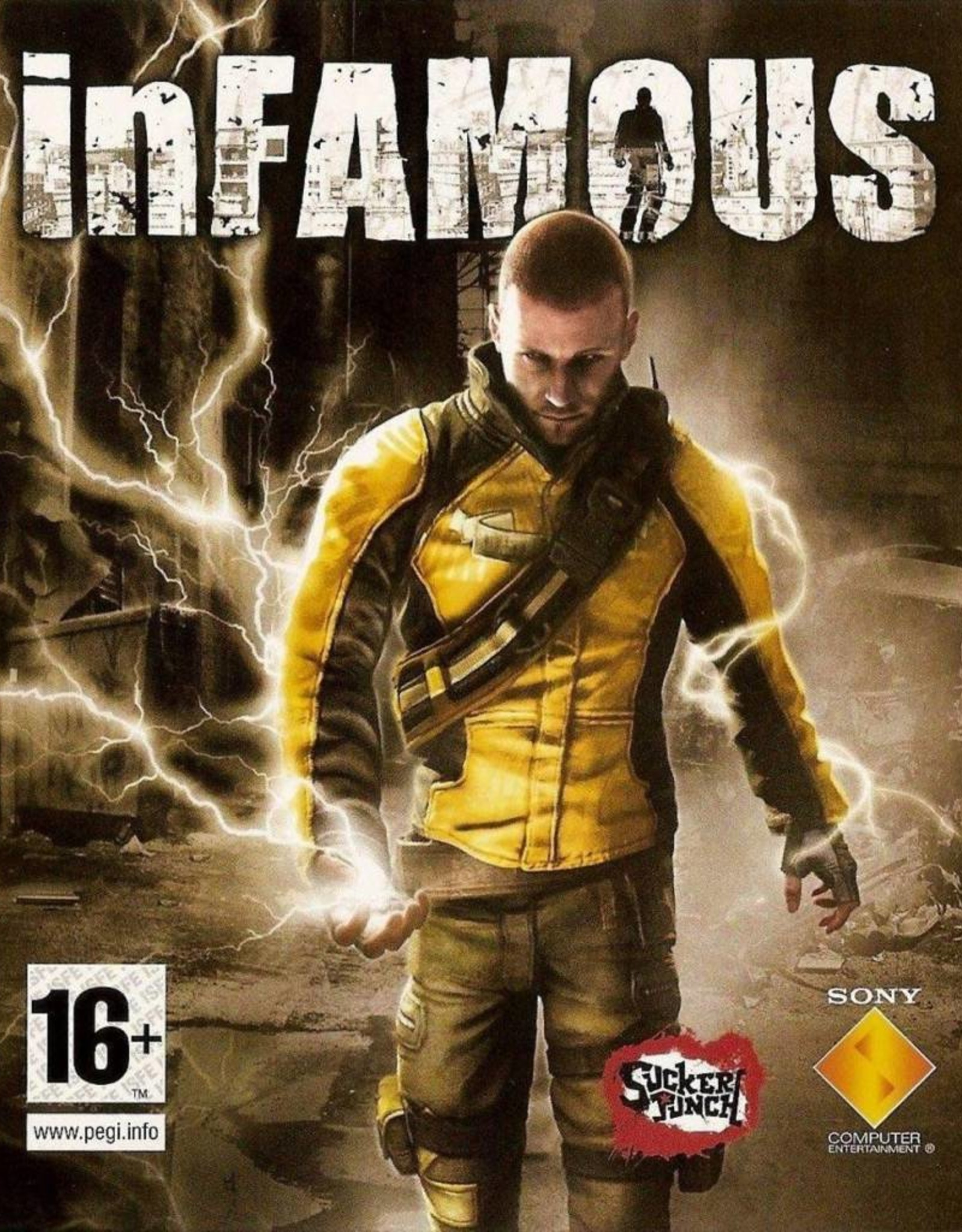inFamous - PS3 NEW