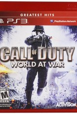 Call of Duty: World at War - PS3 PrePlayed