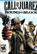 Call of Juarez: Bound in Blood - PS3 PrePlayed