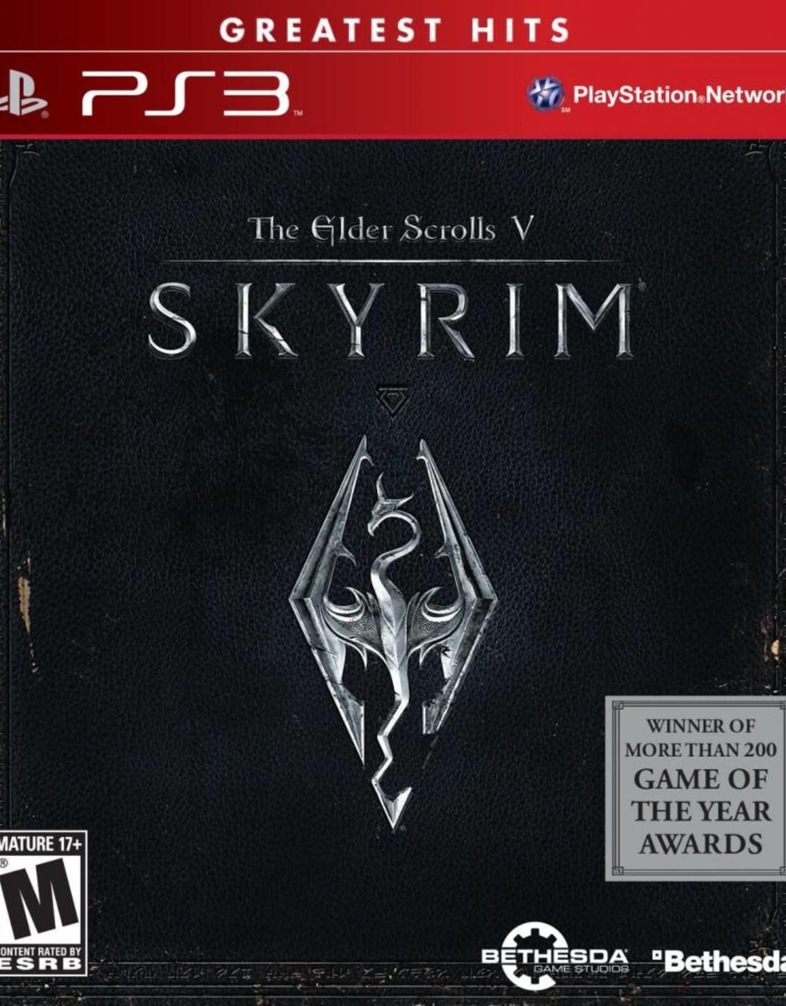 The Elder Scrolls 5: Skyrim - PS3 PrePlayed