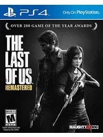 The Last of Us REMASTERED - PS4 PrePlayed