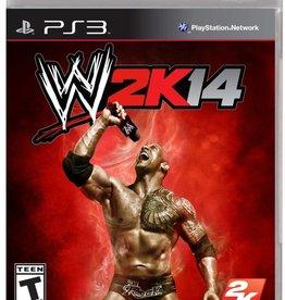 WWE 2K14 - PS3 PrePlayed