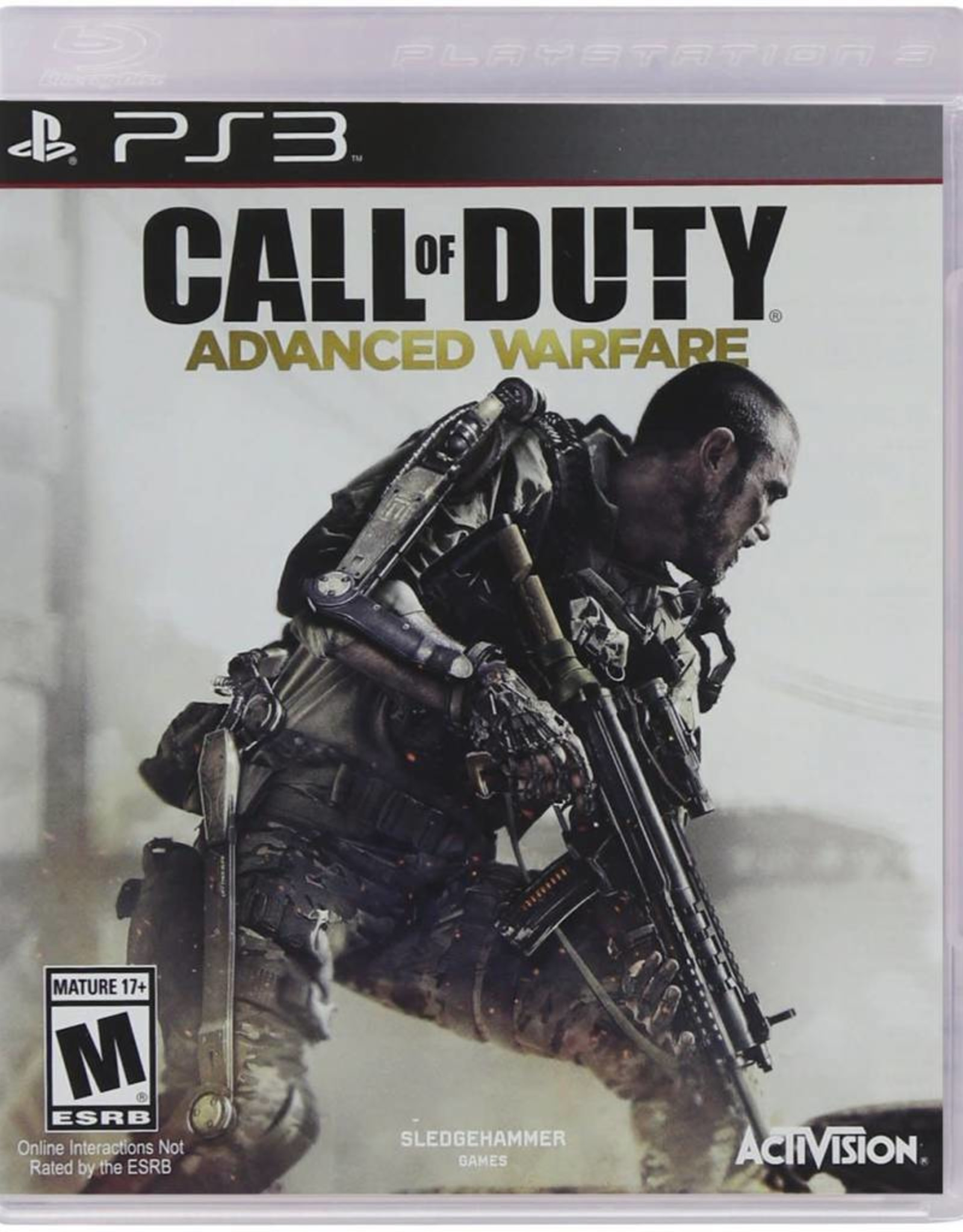 Call of Duty: Advanced Warfare - PS3 PrePlayed