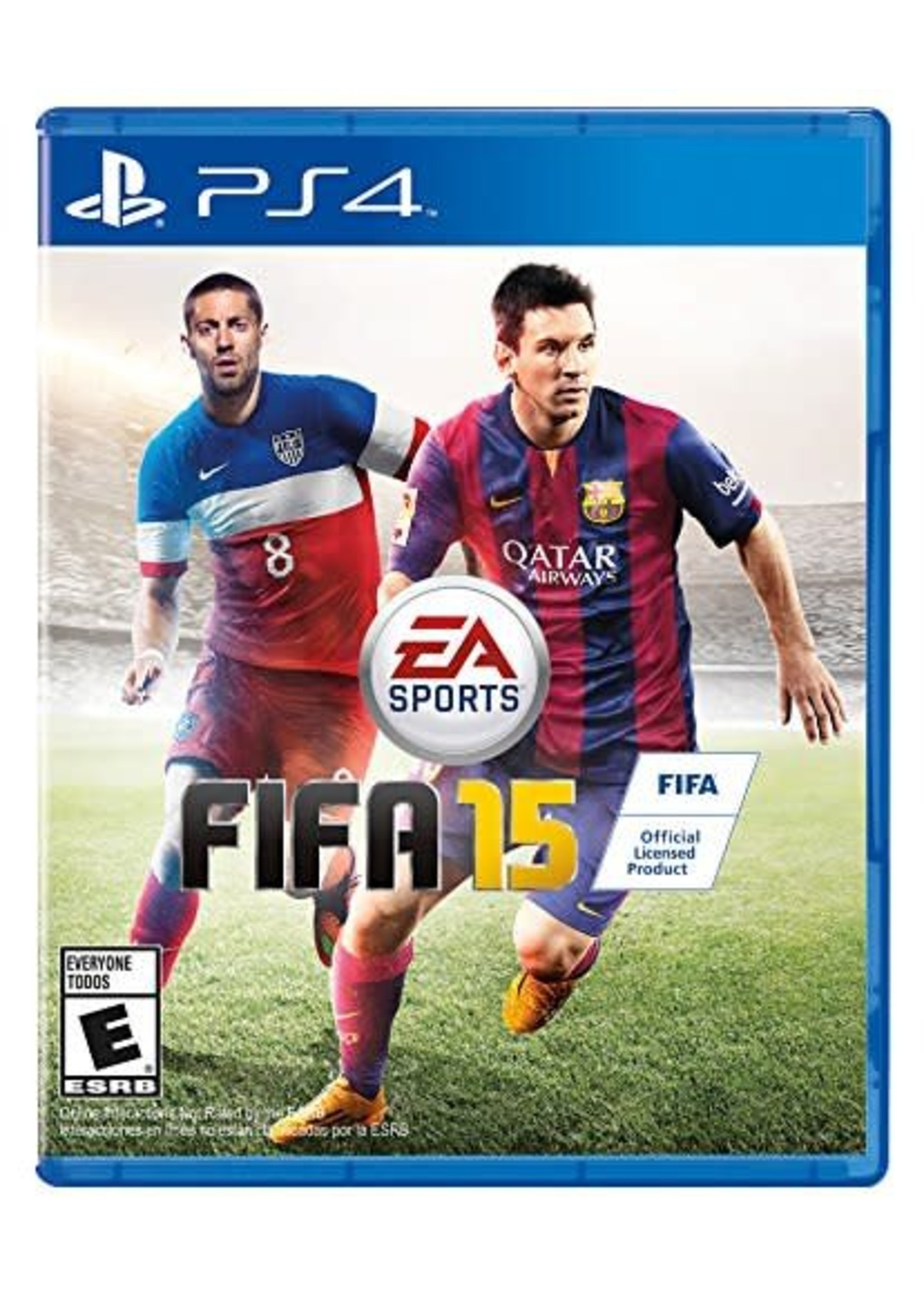 FIFA 15 - PS4 PrePlayed
