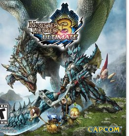 Monster Hunter 3 Ultimate - 3DS PrePlayed