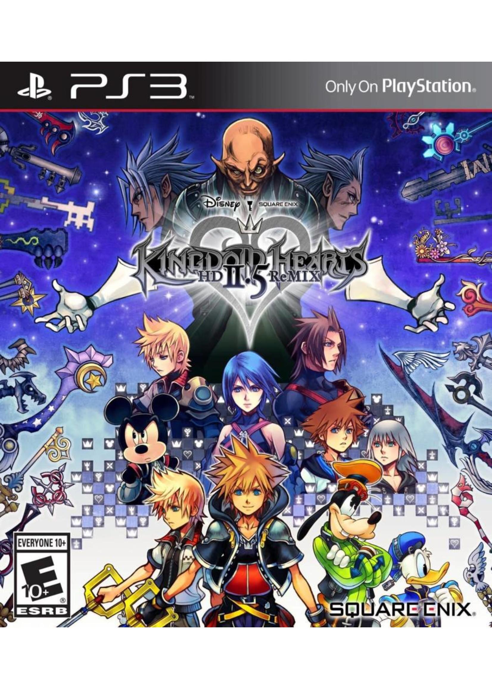 Kingdom Hearts 2.5HD Remix - PS3 NEW