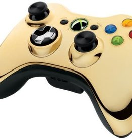 Microsoft XB360 Wireless Chrome Controller