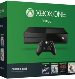 Microsoft XBOne 500GB Bundle
