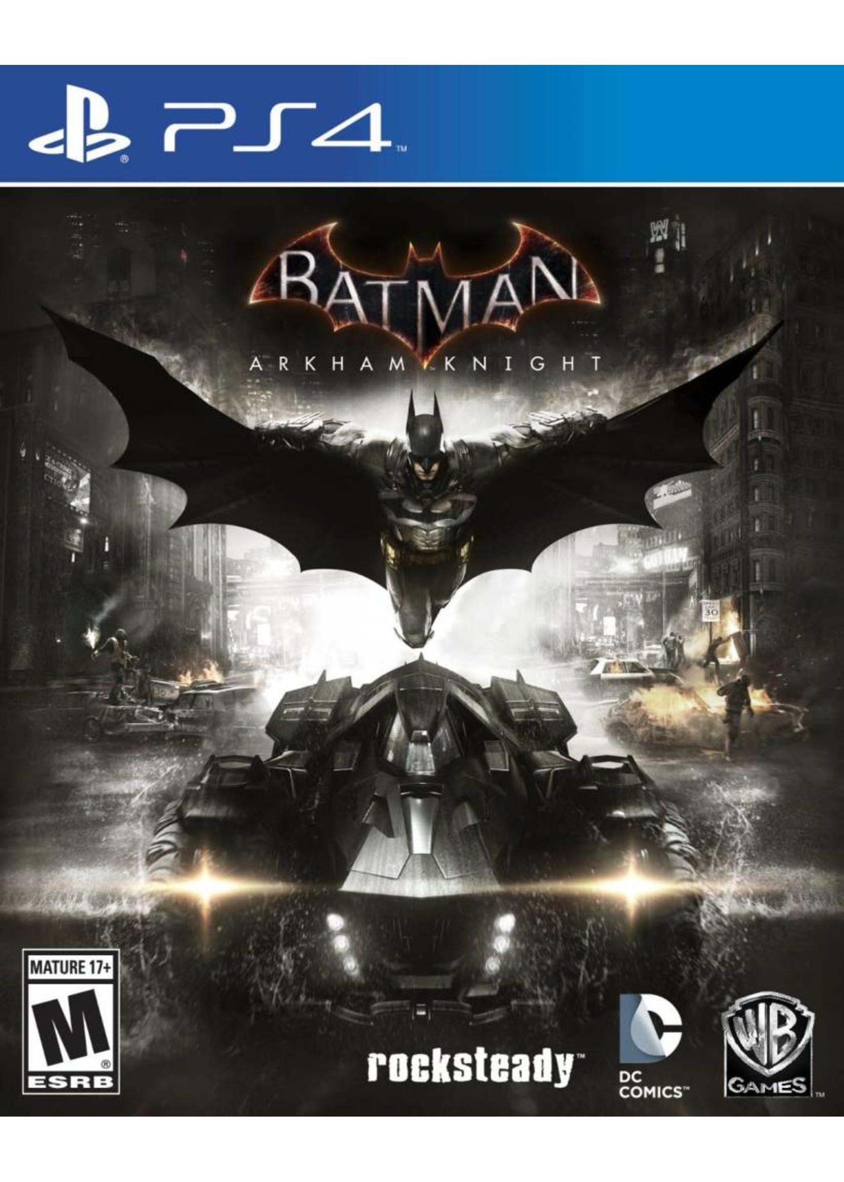 Batman: Arkham Knight - PS4 NEW