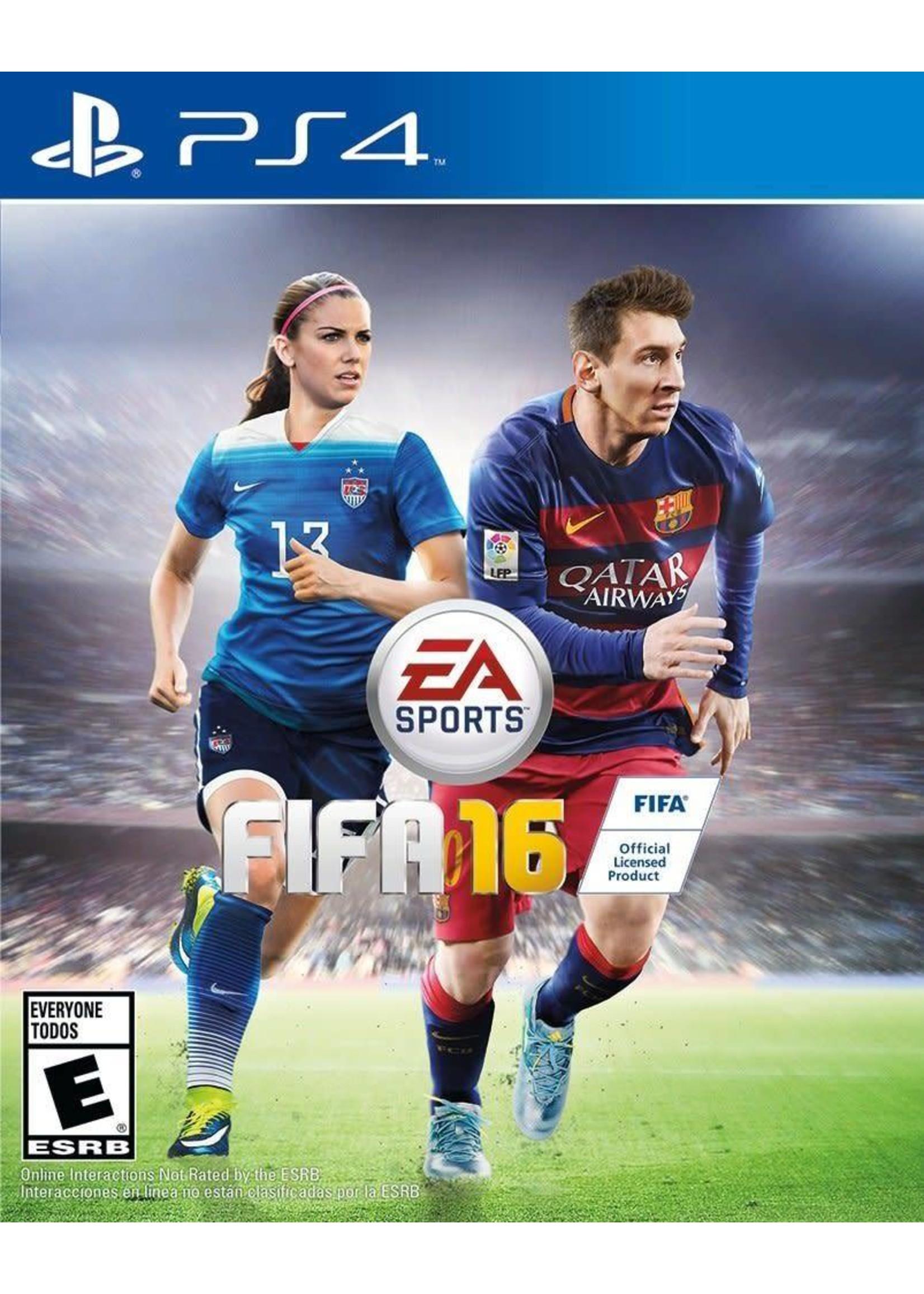 FIFA 16 - PS4 NEW
