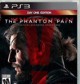 Metal Gear Solid 5: The Phantom Pain - PS3 NEW