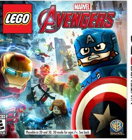 LEGO Marvel's Avengers - 3DS NEW