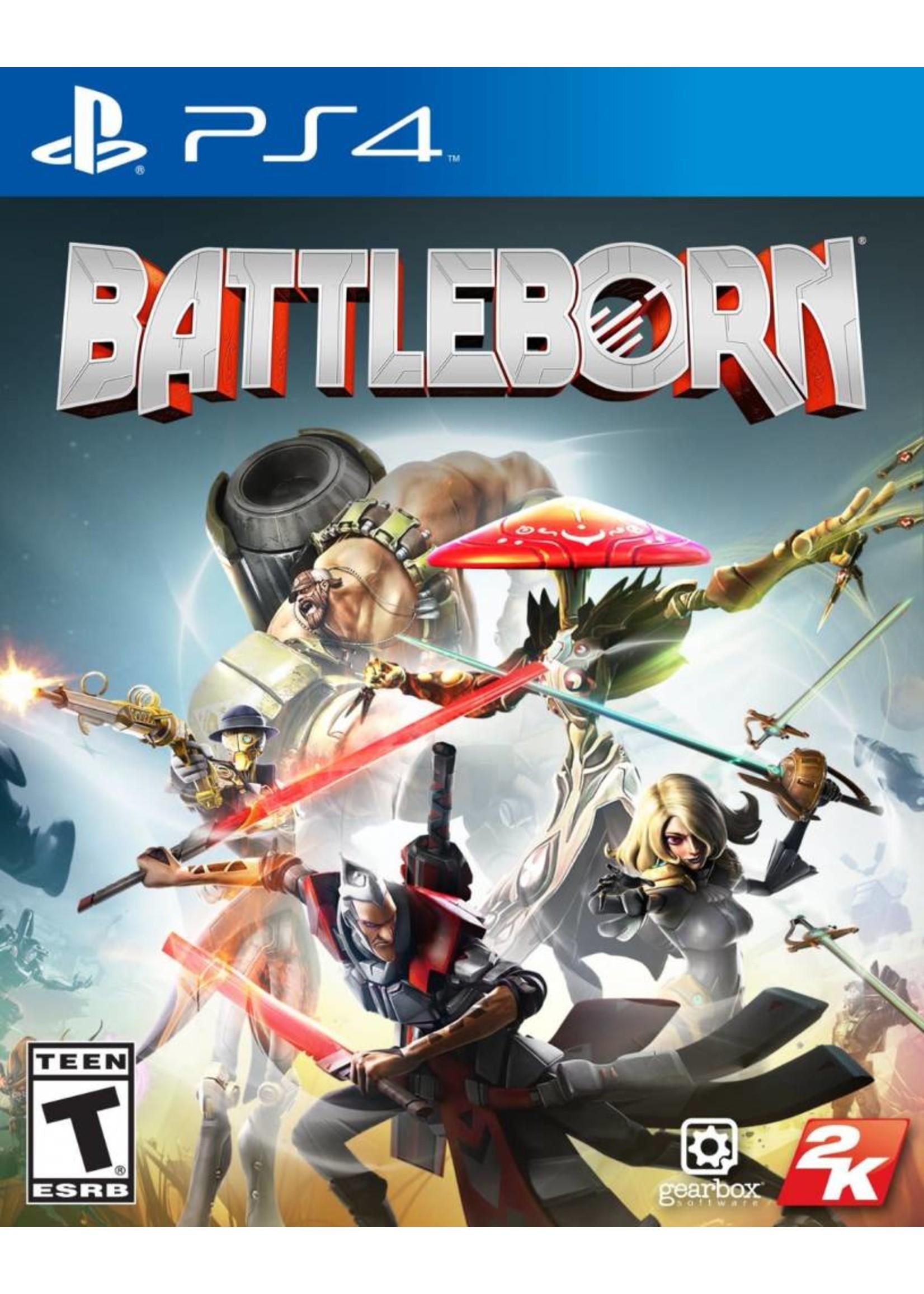 Battleborn - PS4 NEW