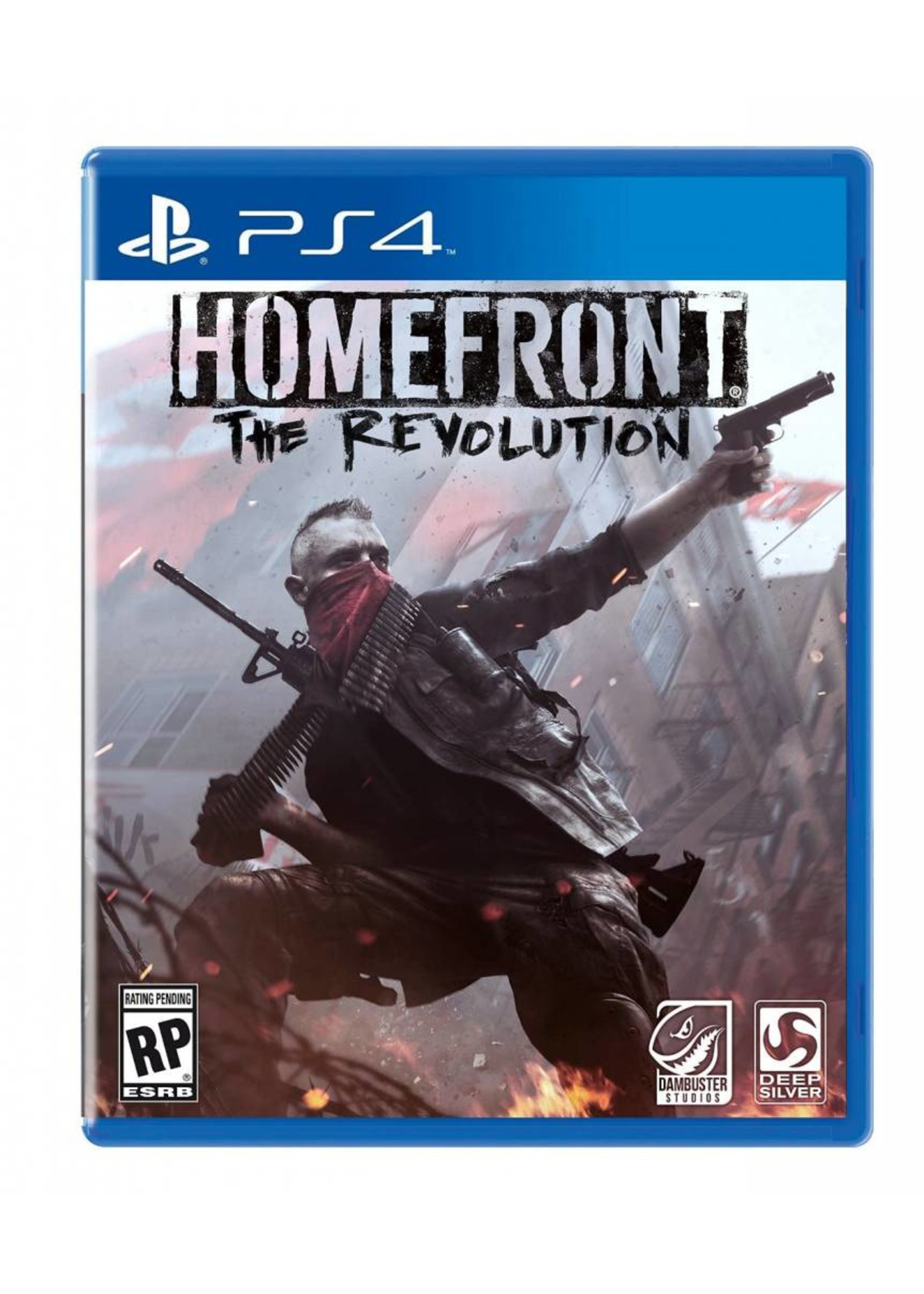 Homefront: The Revolution - PS4 NEW