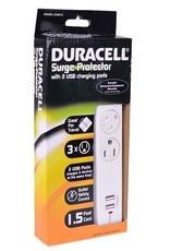 Duracell 3 outlet Surge Protec