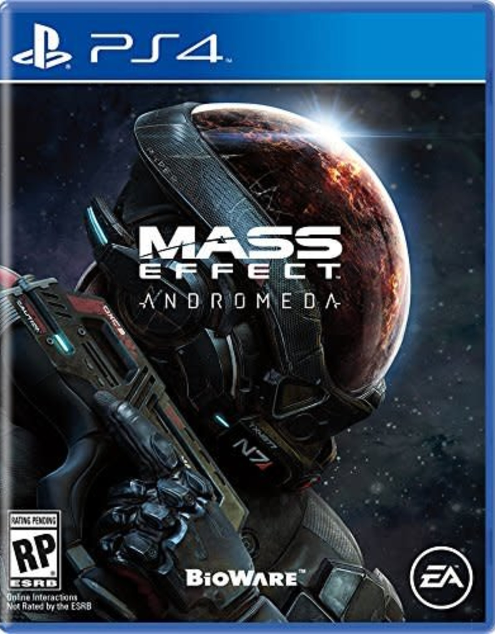 Mass Effect Andromeda - PS4 NEW