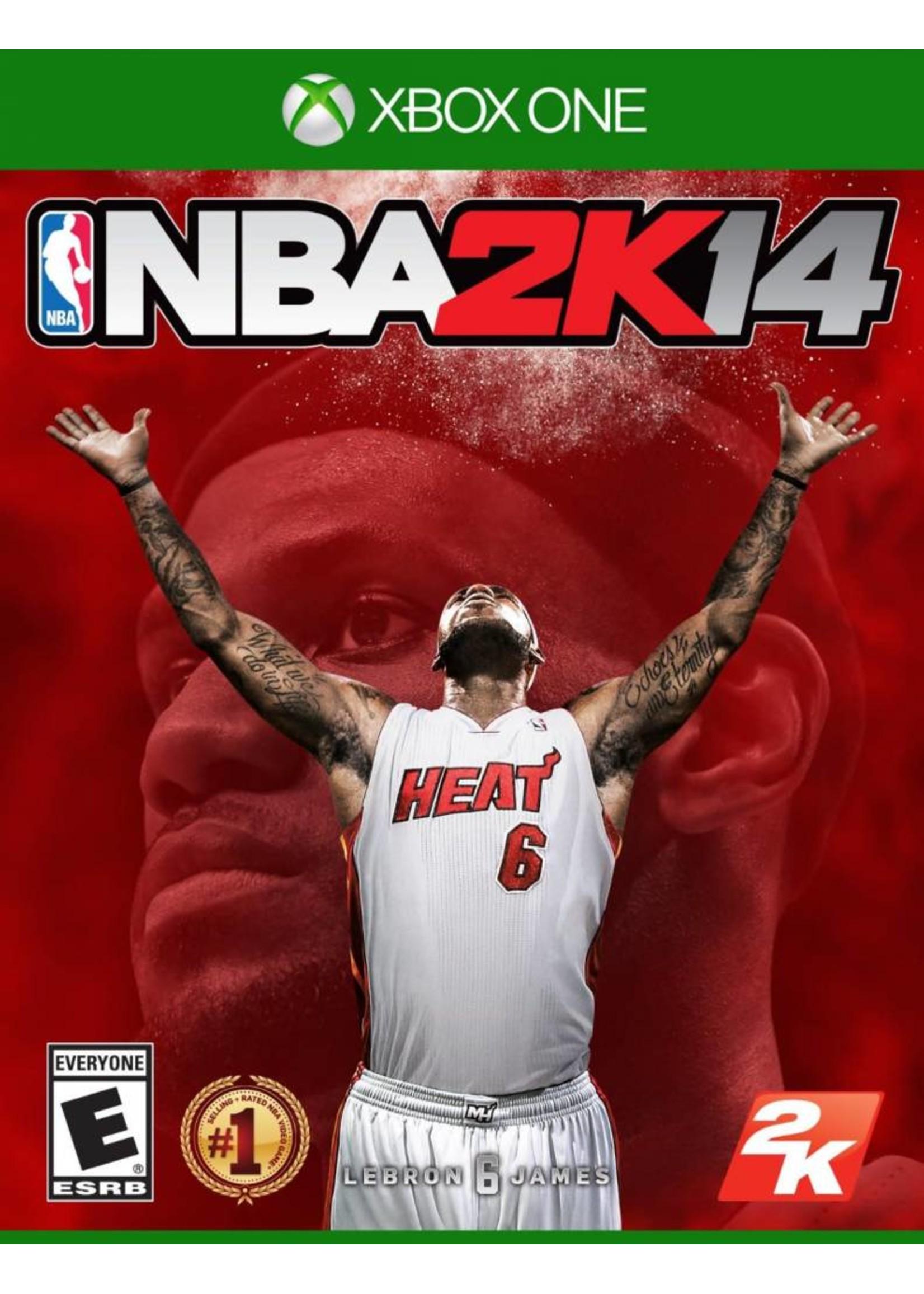NBA 2K14 - XBOne NEW