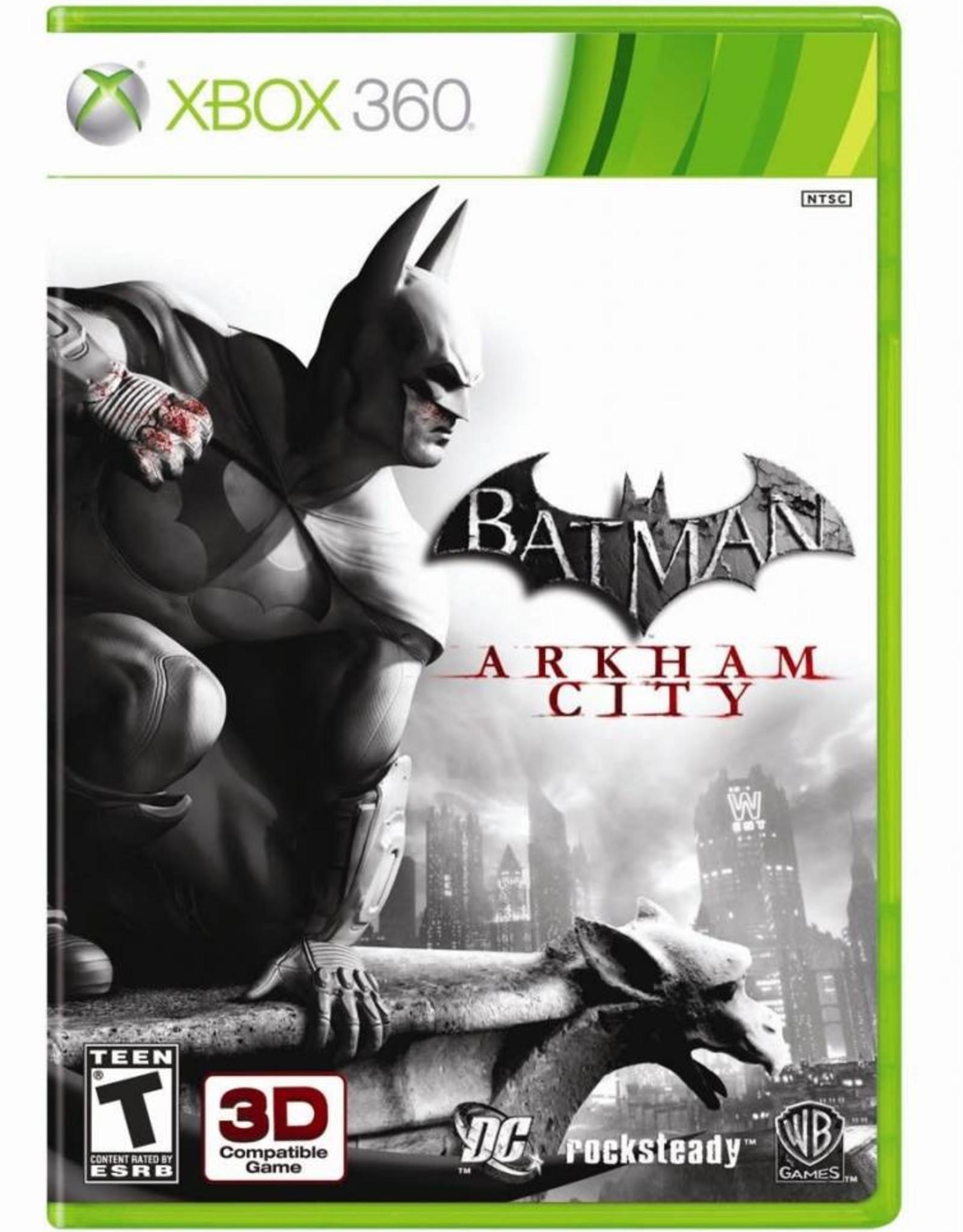 Batman Arkham City - XB360 NEW