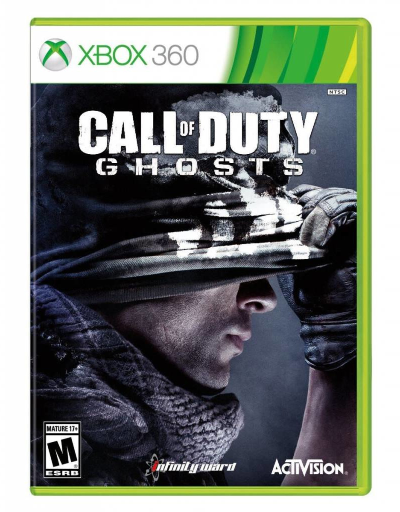Call of Duty: Ghosts - XB360 NEW