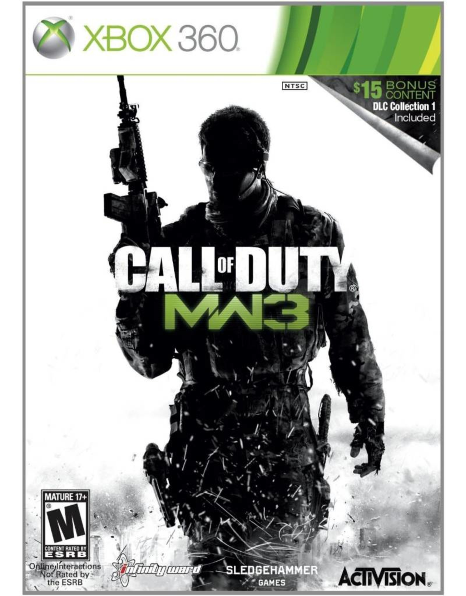 Call of Duty: Modern Warfare 3 - XB360 NEW
