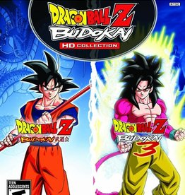 Dragon Ball Z: Budokai HD Collection - XB360 NEW
