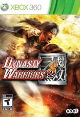 Dynasty Warriors 8 - XB360 NEW