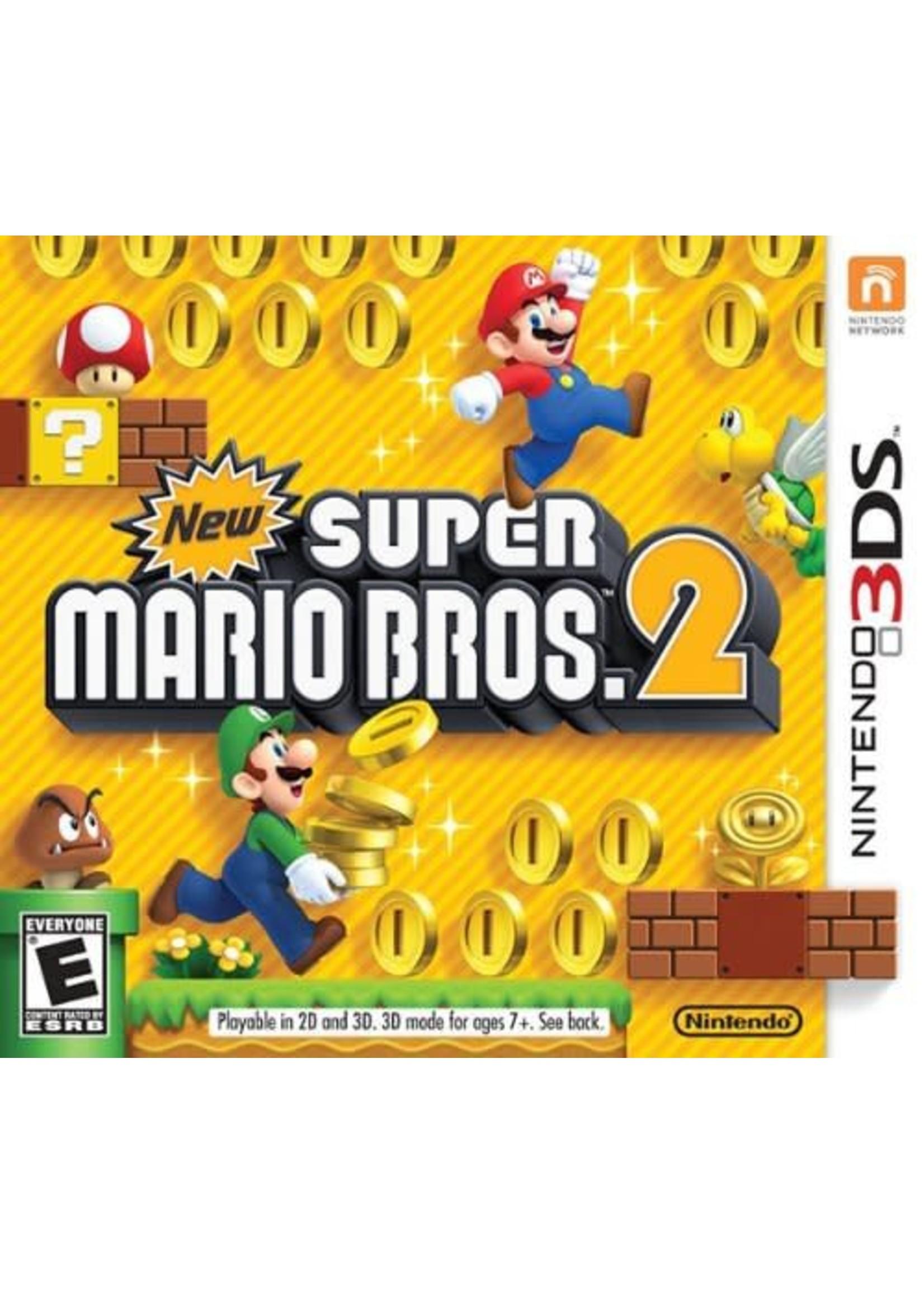 New Super Mario Bros 2 - 3DS NEW