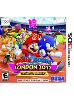 Mario & Sonic London Olympics 2012 - 3DS NEW