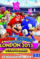 Mario & Sonic London Olympics 2012 - 3DS NEW