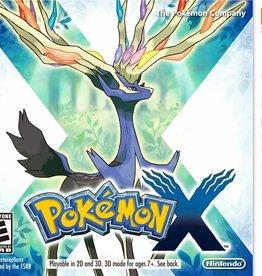 Pokemon X - 3DS NEW