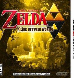 The Legend of Zelda: A Link Between Worlds - 3DS NEW