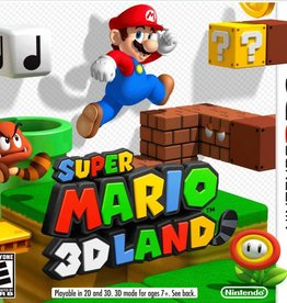 Super Mario 3D Land - 3DS NEW