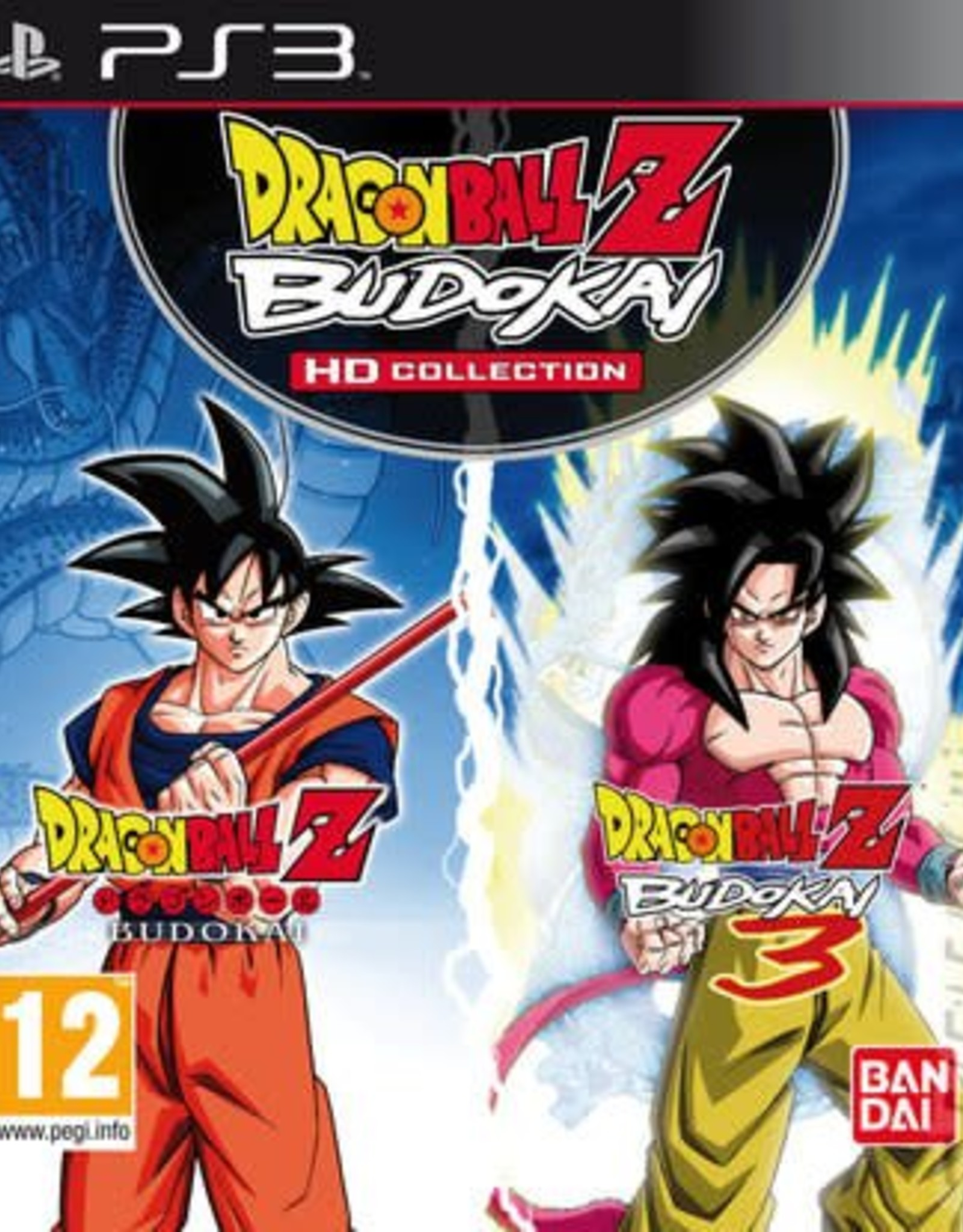 Dragon Ball Z: Budokai HD Collection - PS3 NEW