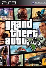 GTA Grand Theft Auto 5 - PS3 NEW