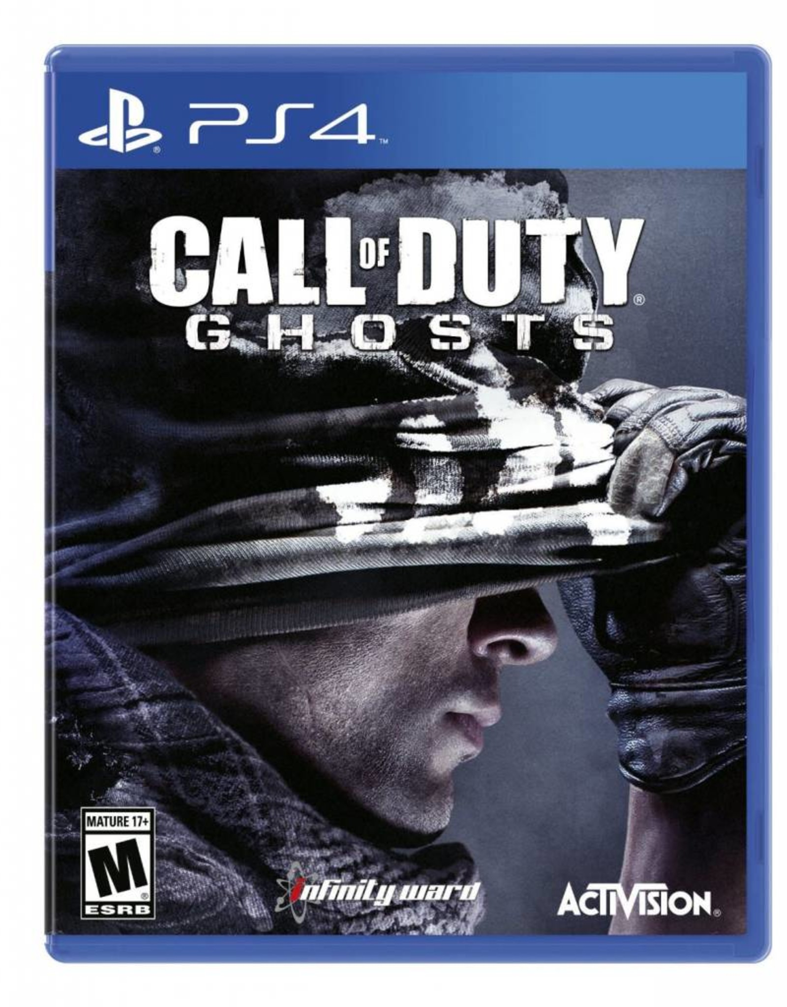Call of Duty: Ghosts - PS4 NEW