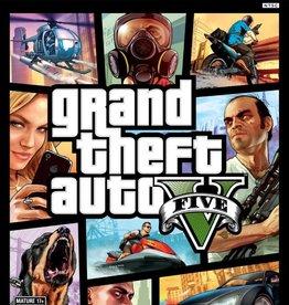 GTA Grand Theft Auto 5 - XB360 PrePlayed