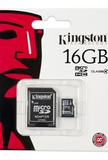 16GB Micro SD Memory