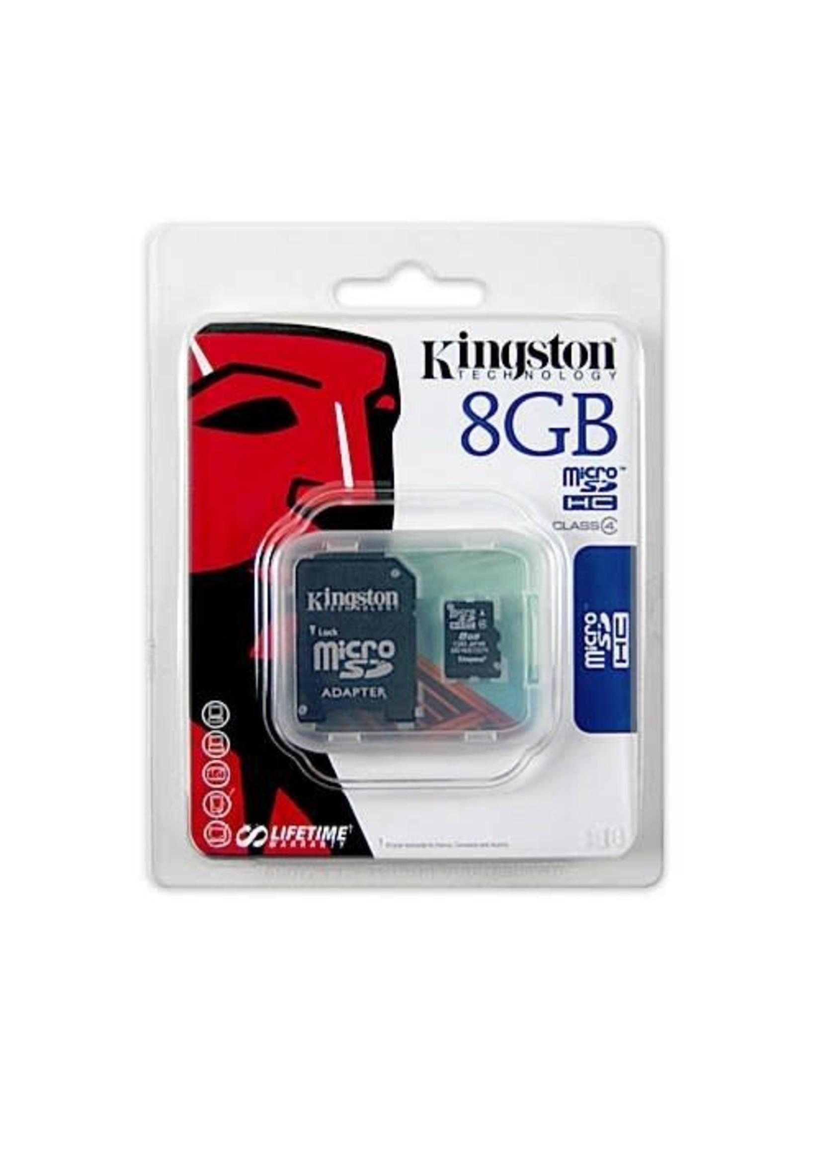 8GB Micro SD Memory Card