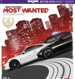 Need For Speed: Most Wanted - XB360 NEW