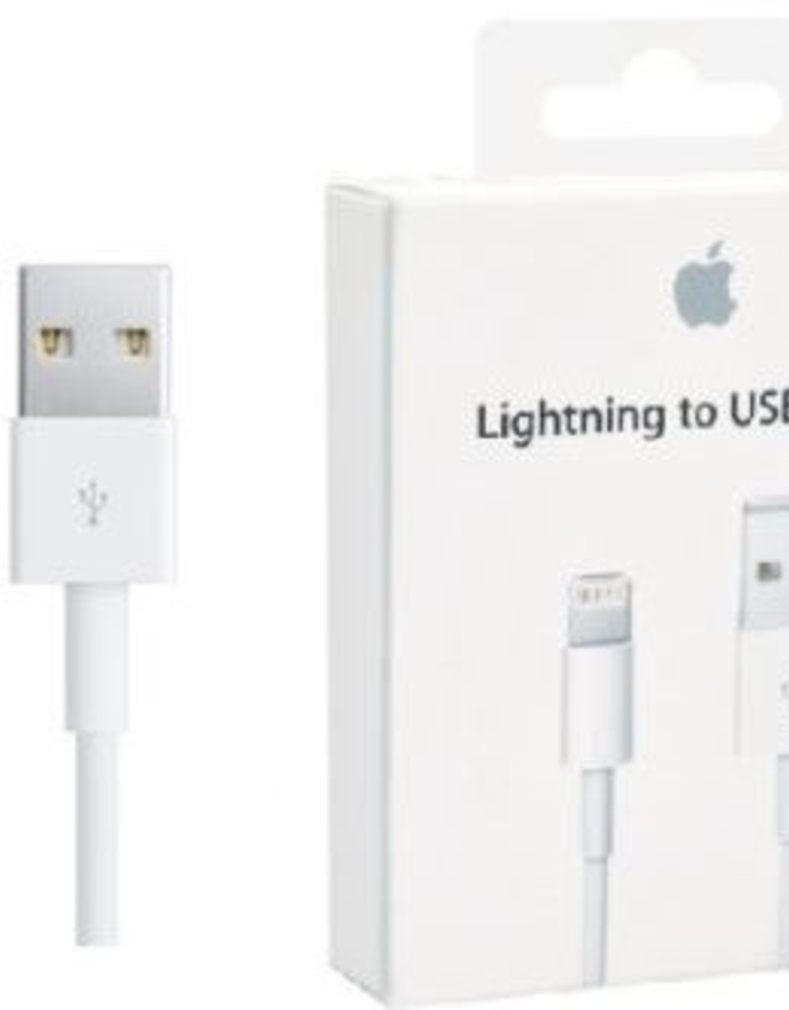 Apple 8 pin Lightning to USB Cable ORIGINAL 1M