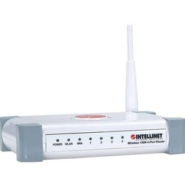 Router 4-Port Wireless 300N